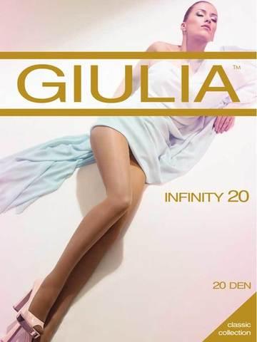 Женские колготки Infinity 20 Giulia