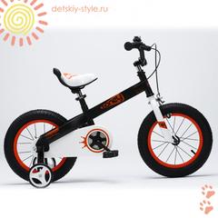 """Велосипед Royal Baby """"Honey Steel 14"""" (Роял Беби)"""