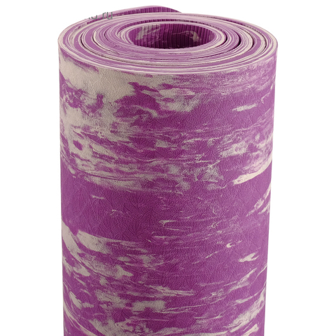 Коврик для йоги Баклажан 183*61*0,8 см