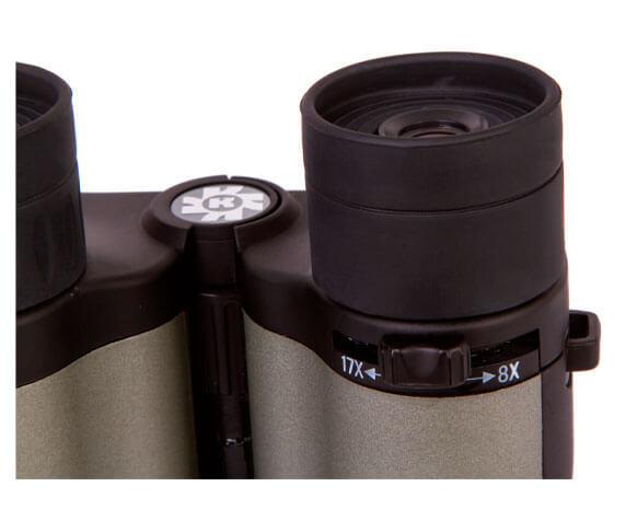 Бинокль Konus Zoomy-25 8–17x25 - фото 6