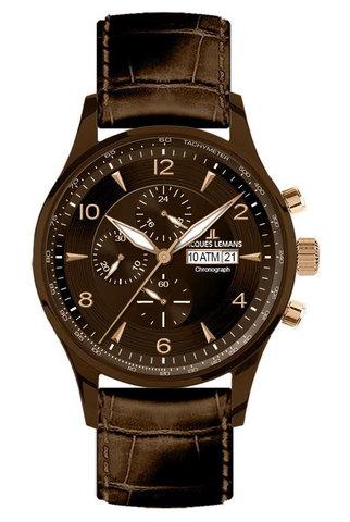 Купить Наручные часы Jacques Lemans 1-1844G по доступной цене