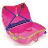 Чемодан на колесиках Trixie, розовый, Trunki