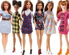 Набор №4 из 6 кукол Барби Fashionnistas Мода