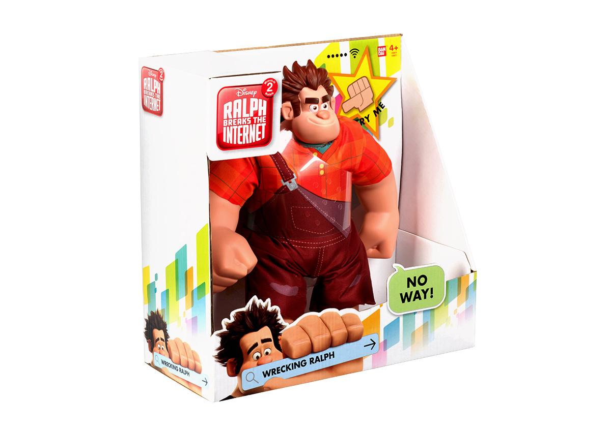 Ральф против интернета игрушка говорящий Ральф разрушитель