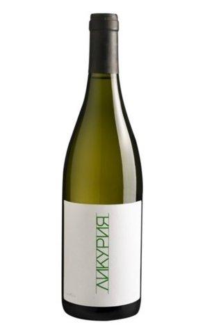 Вино Ликурия геог. наим. белое сухое 0,75л 14%