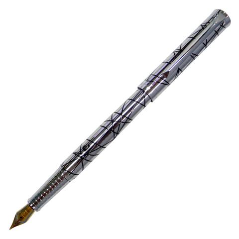 Pierre Cardin Evolution - Chrome, перьевая ручка, M