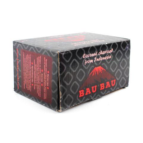 Уголь BAU BAU 25 кубик (72 штуки)