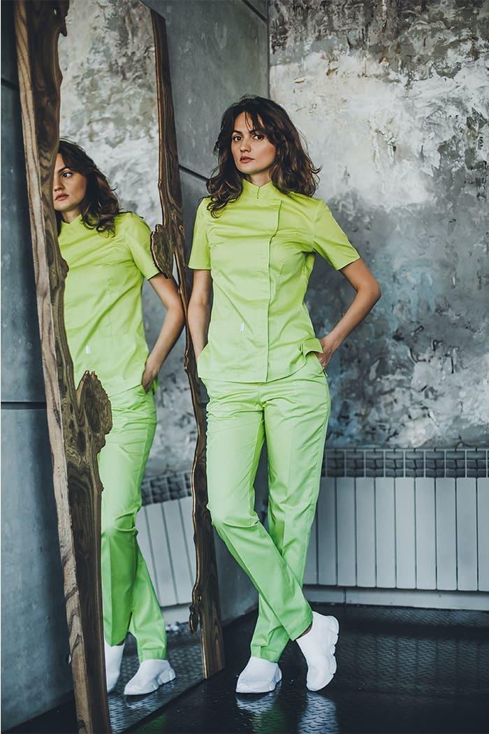 Блуза женская медицинская М 212