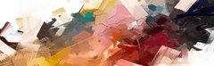 Kətan Tablo / Картина - Abstrakt