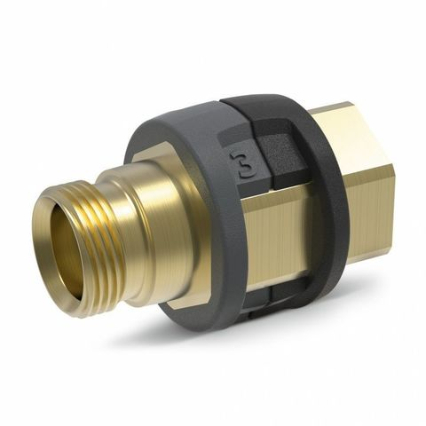 Адаптер Karcher 3, M22 х 1,5 (внутр. рез.) - EASY!Lock 22 (нар. рез.)