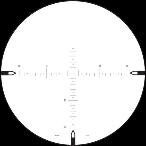 Оптический прицел NIGHTFORCE NXS™ 8-32×56 MOAR-T™ (C509)