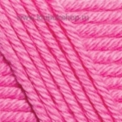 Пряжа Creative YarnArt Темно-розовый 231