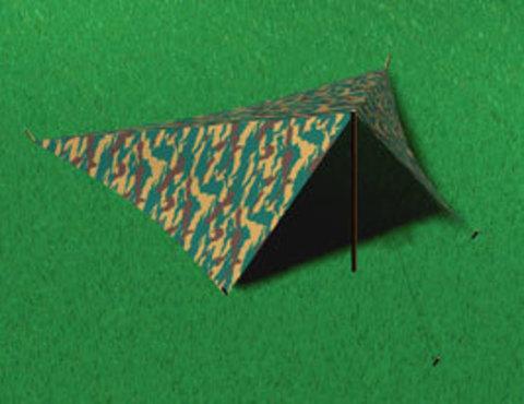 Плащ - палатка перекрытие