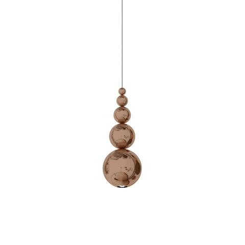 Подвесной светильник копия Bubble by Innermost (бронзовый)