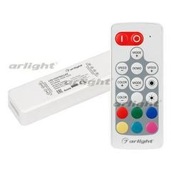 Контроллер Arlight-MINI-RGB-3x4A (5-24V, RF ПДУ 18кн)