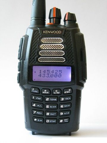 Рация Kenwood UVF-1 Turbo 9w