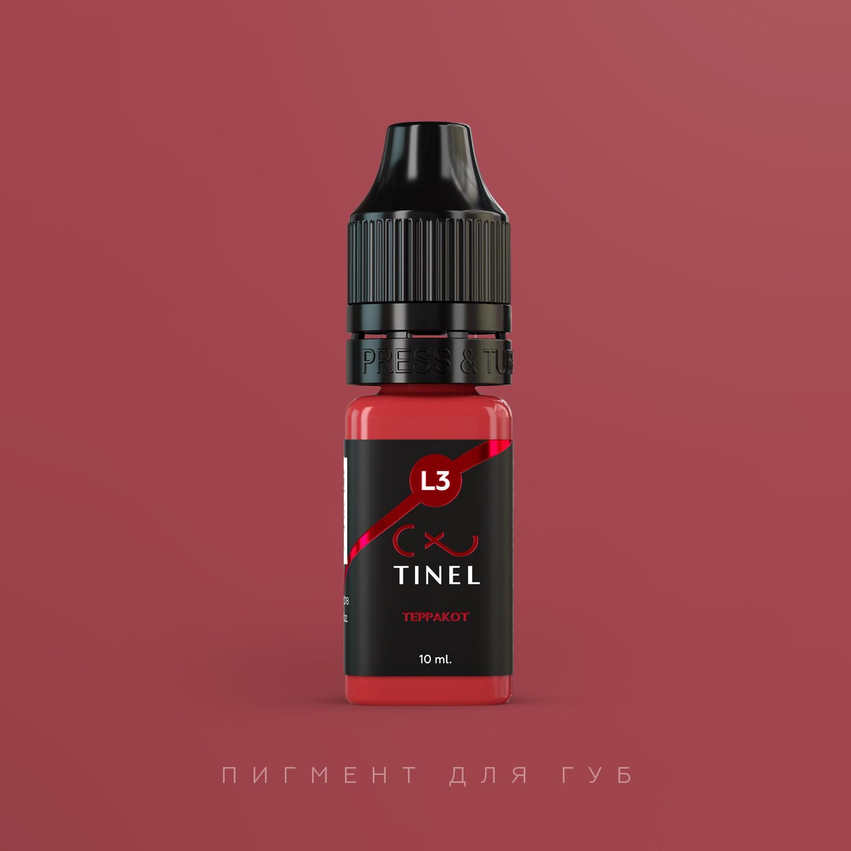 Tinel L3 Терракот