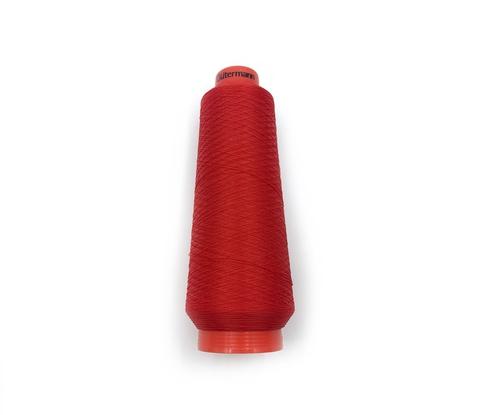 Нитки GUTERMANN Piuma №160 красные (156)