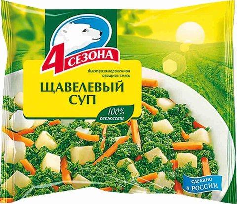 "Суп щавелевый ""4 сезона""  400г"