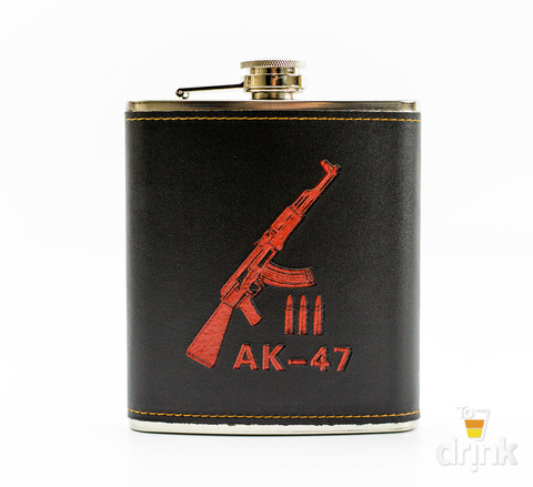 Фляга АК-47, 500 мл