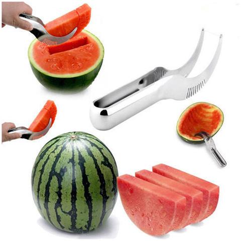 Нож-щипцы для арбуза и дыни Watermelon Slicer