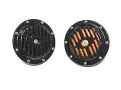Сигнал Super Noon 1036 (черный+оранжевый) (JS-D28 12V)