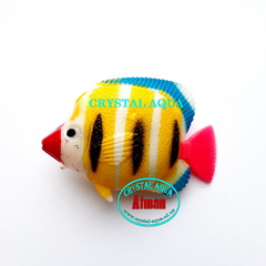 Рыбка пластмассовая №37