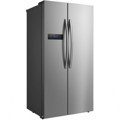 Холодильник-морозильник Side-by-Side отдельностоящий Korting KNFS 91797 X фото