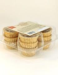 Закусочные тарталетки из миндаля  (Пресные), 110 г