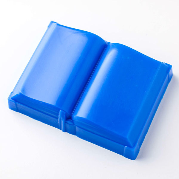 Пластиковая форма для мыла Книга