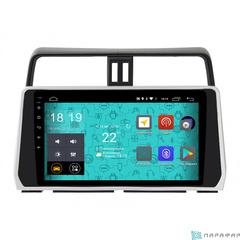 Штатная магнитола 4G/LTE Toyota Land Cruiser Prado 150 17+ Android 7.1.1 Parafar PF348