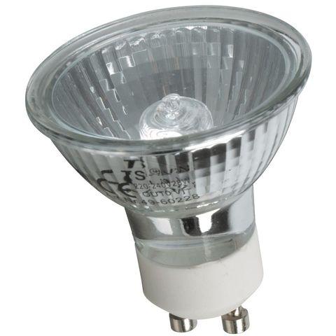 Лампа галоген. MR16 220V GU10 35Вт  рефлект