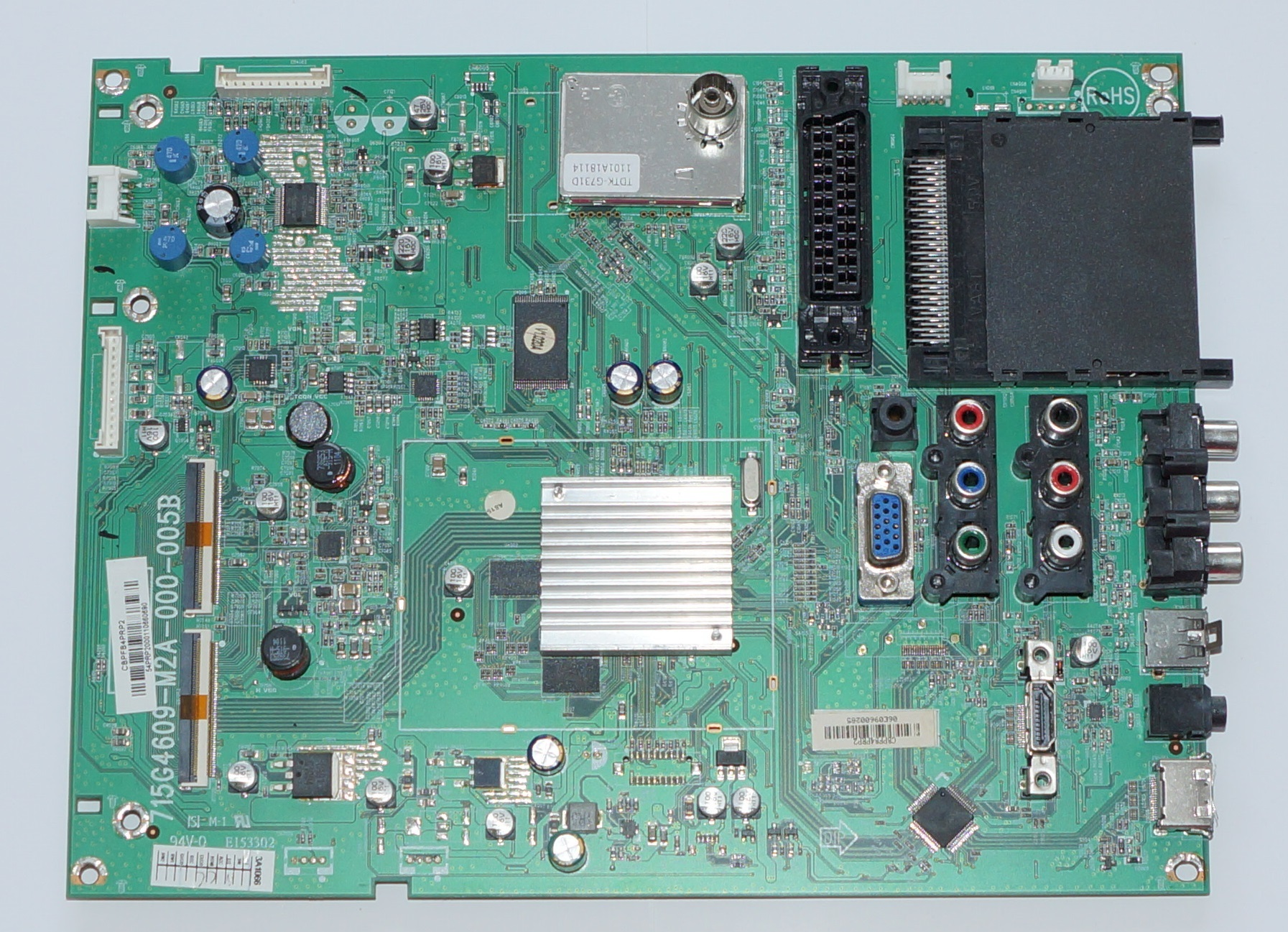 715G4609-M2A-000-005B mainboard телевизора Philips