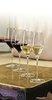 SUPREME - Набор фужеров 4 шт. для шампанского 300 мл хрусталь