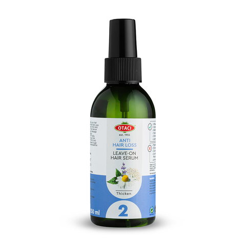 Травяной тоник-спрей против выпадения волос