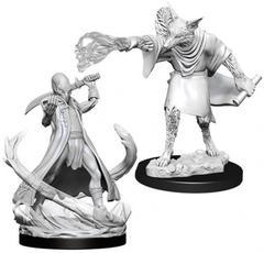 D&D Nolzur's Marvelous Miniatures - Arcanaloth & Ultroloth