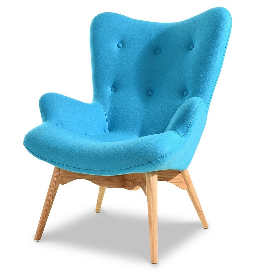 Кресло DC917 blue