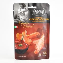 Куриные ломтики сыровяленые Мексиканские 35 г