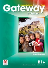 Gateway Second Edition  B1+ Student's Book Premium Pack