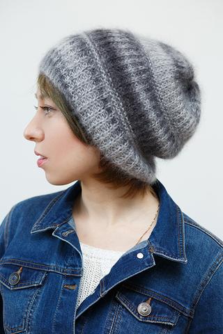 Набор для вязания шапки ARC (короткая)