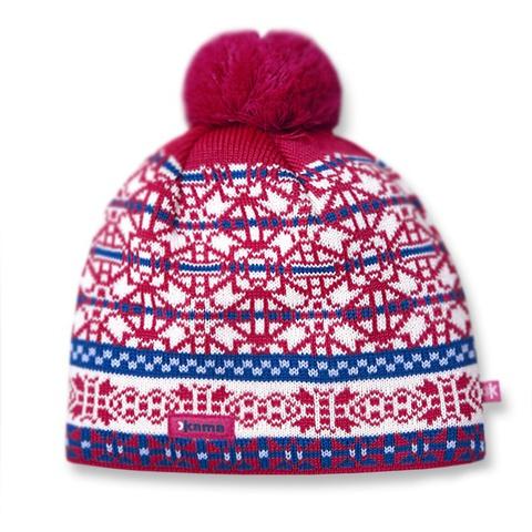 Картинка шапка Kama Aw11 Pink - 1