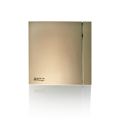 Вентилятор накладной S&P Silent 100 CZ Design 4C Champagne