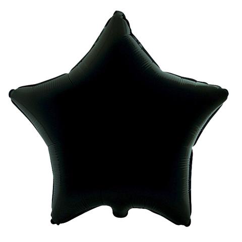 Звезда Черный, 45 см