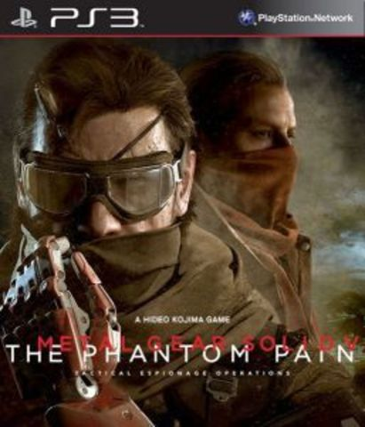 Metal Gear Solid V: The Phantom Pain - Day One Edition (PS3, русские субтитры)