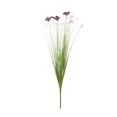 Стебли травы с бабочками 70см Garda Decor 8J-15AB0002