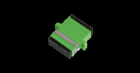 Оптический проходной адаптер NIKOMAX NMF-OA2SM-SCA-SCA-2 (2шт)