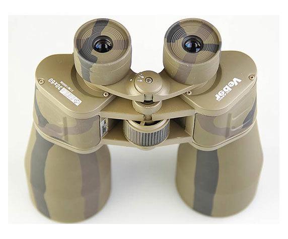 Резиновые окуляры бинокля Classic БПЦ 30x 60