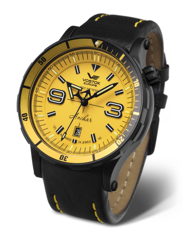 Часы наручные Восток Европа Анчар NH35A/510C530