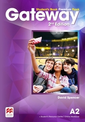 Gateway Second Edition A2 Student's Book Premiu...