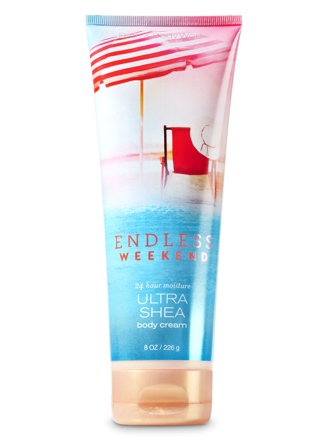 Крем для тела Bath&BodyWorks Endless Weekend 226 гр